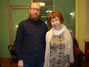 «Язык и речь в психотерапии»: семинар Ирины Глуховой