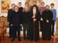 Посещение старообрядческой общины в Рогожской слободе