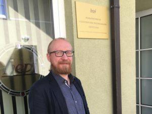 Посетил пятый семинар в Институте гуманистической и экзистенциальной психологии